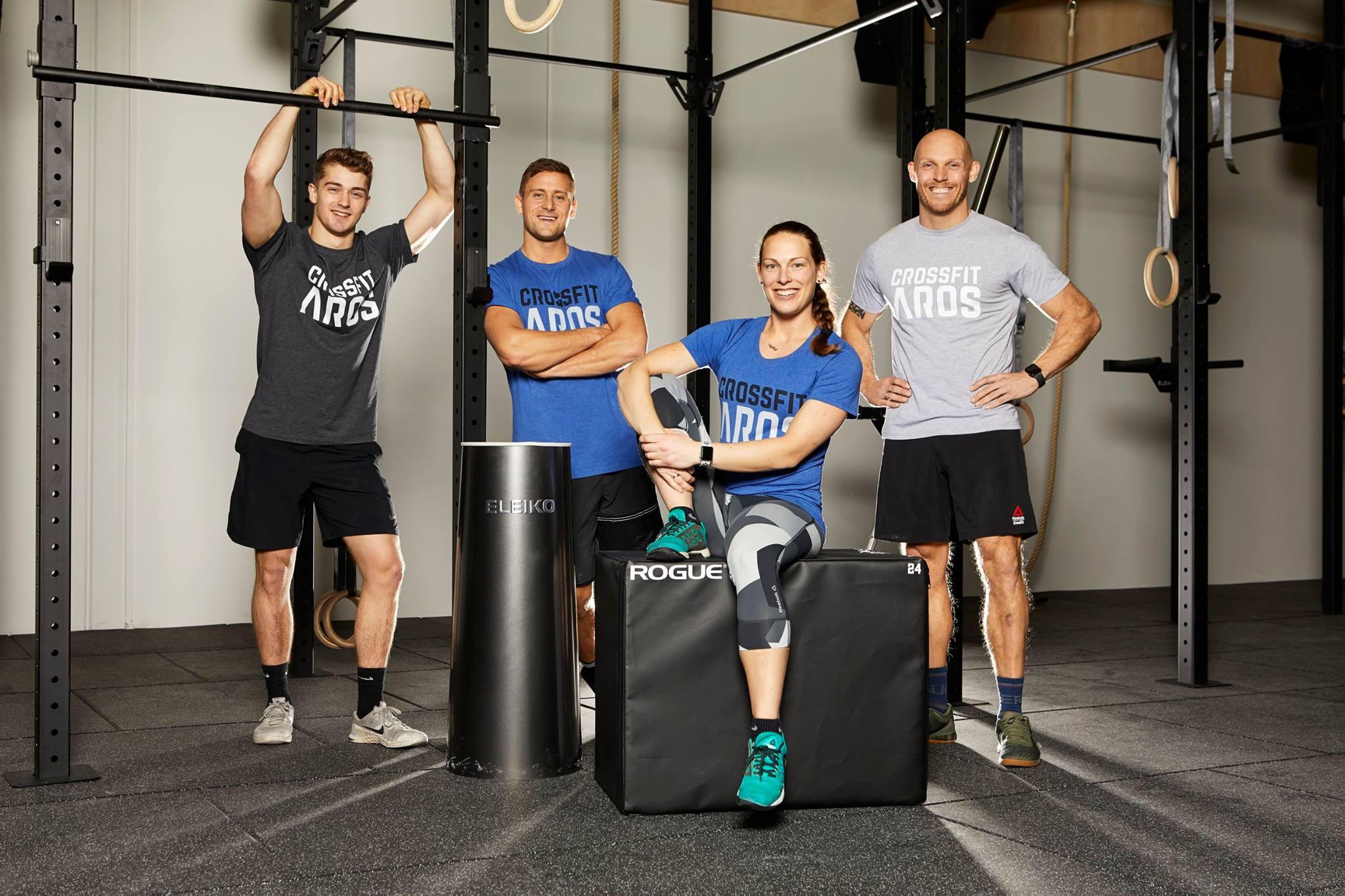 Crossfit Aros, CrossFit center